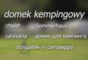 Domek Kempingowy Wieck