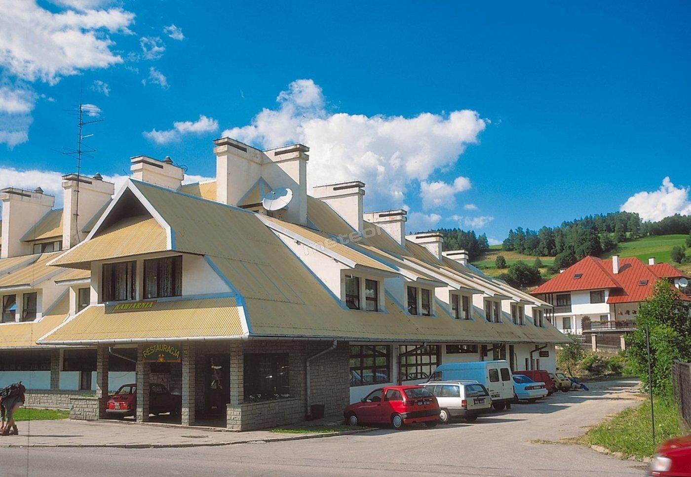 Ośrodek Sportowo-Wypoczynkowy przy Hali Sportowej w Brennej