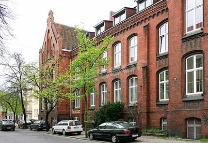 School Youth Hostel in Bydgoszcz