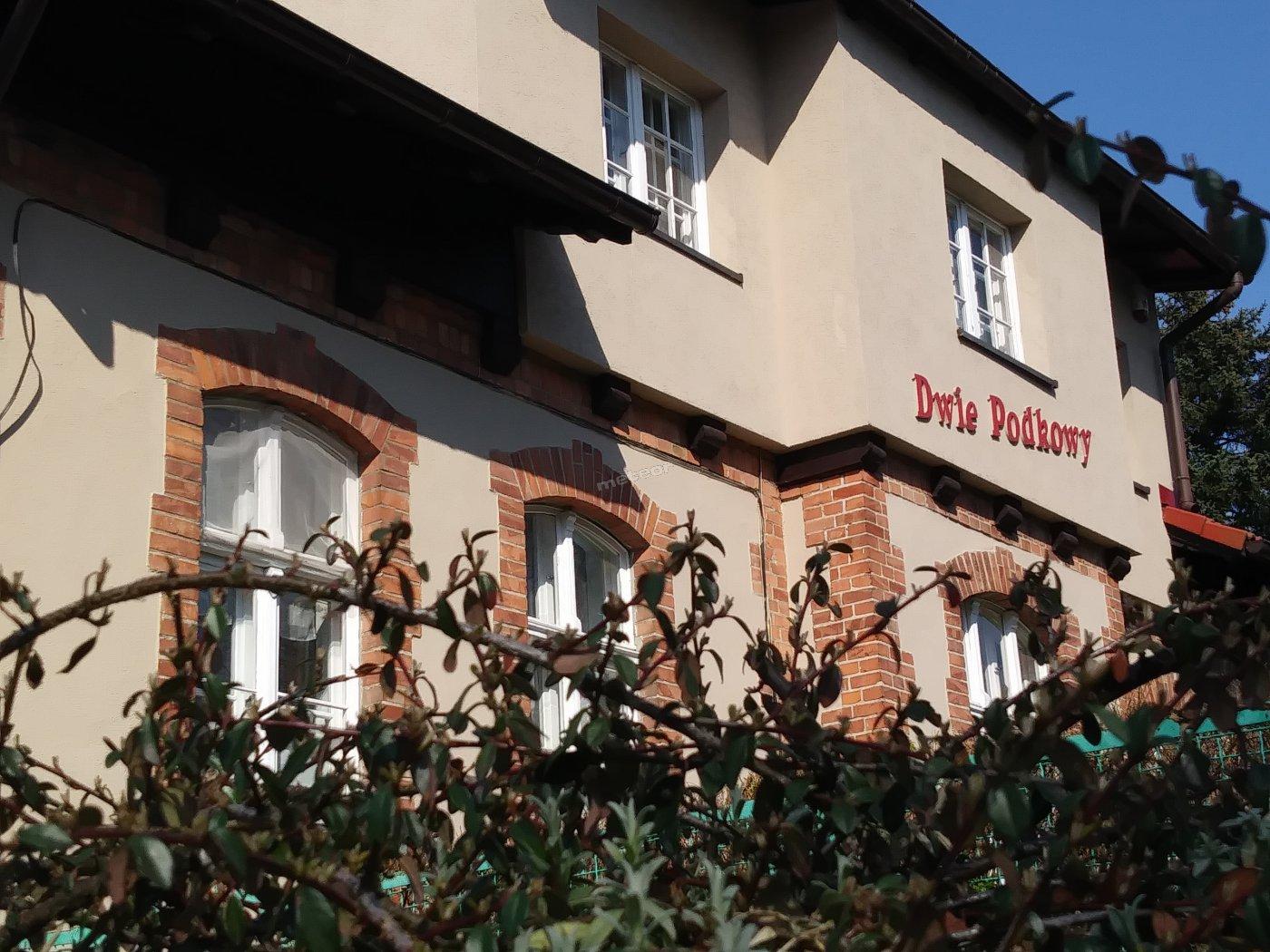 Agroturystyka Dwie Podkowy Nowielice - budynek