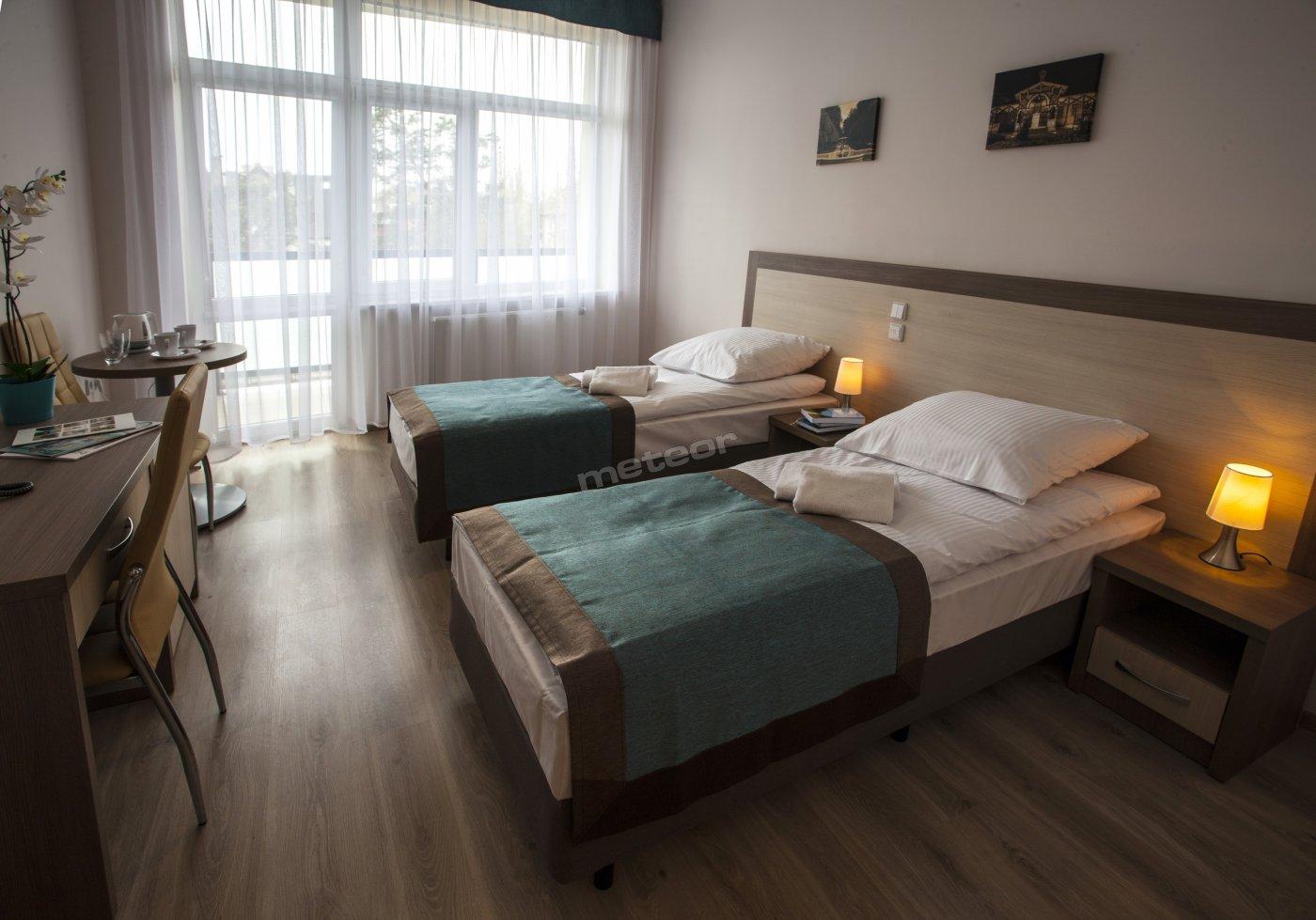 Dom Zdrojowy- nowy pokój 2-osobowy