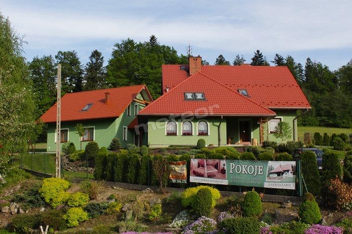 Pokoje Gościnne Zielony Domek