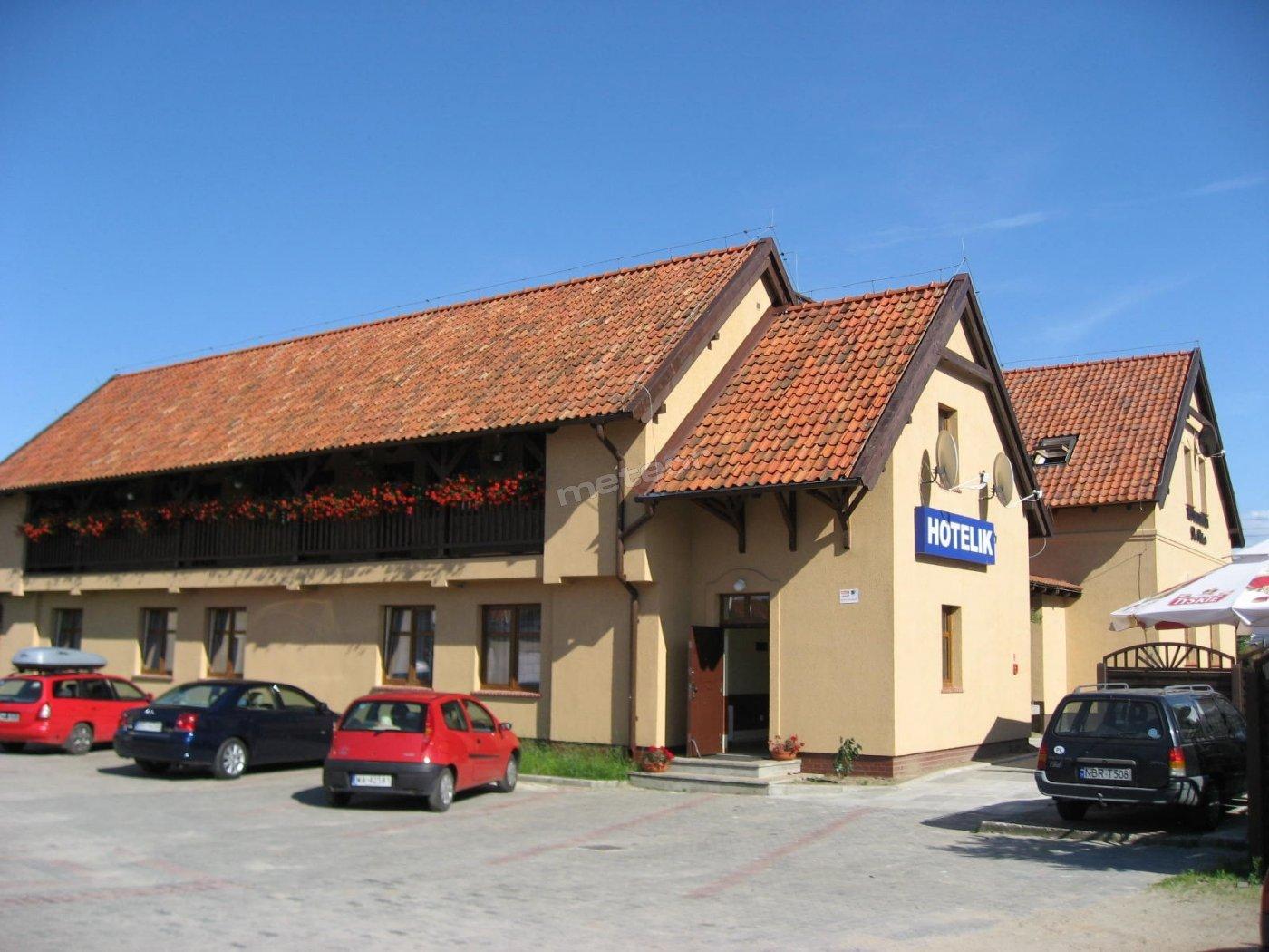 Budynek hotelowy i restauracyjny