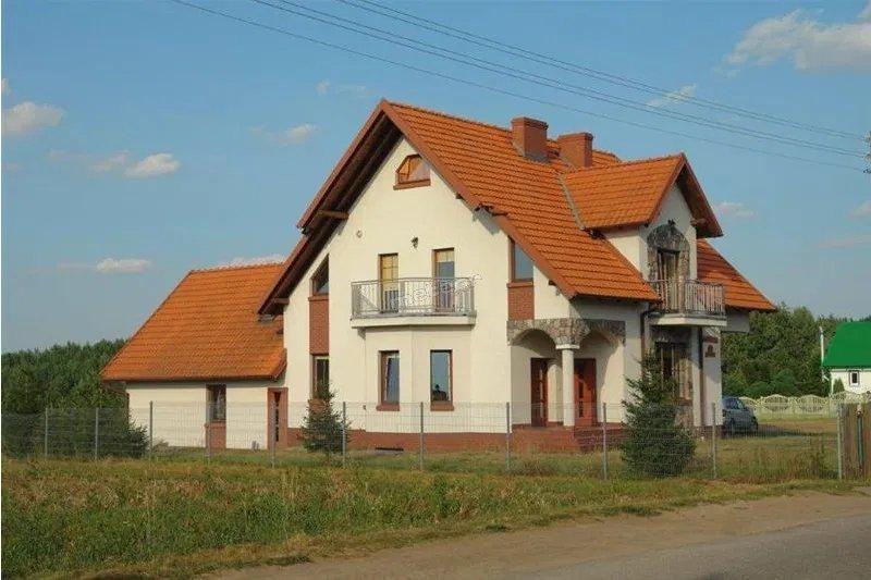 Całoroczny dom na Kaszubach