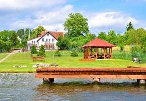 Dom Nad Jeziorem Tajty