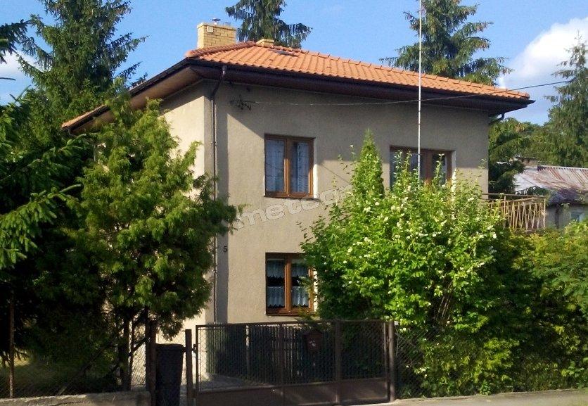 Dom od ul. Letniskowej