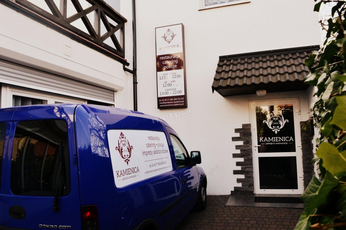 Kamienica Pokoje & Restauracja