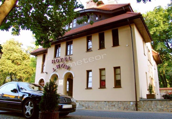 Hotel - Restauracja - Browar- Lwów