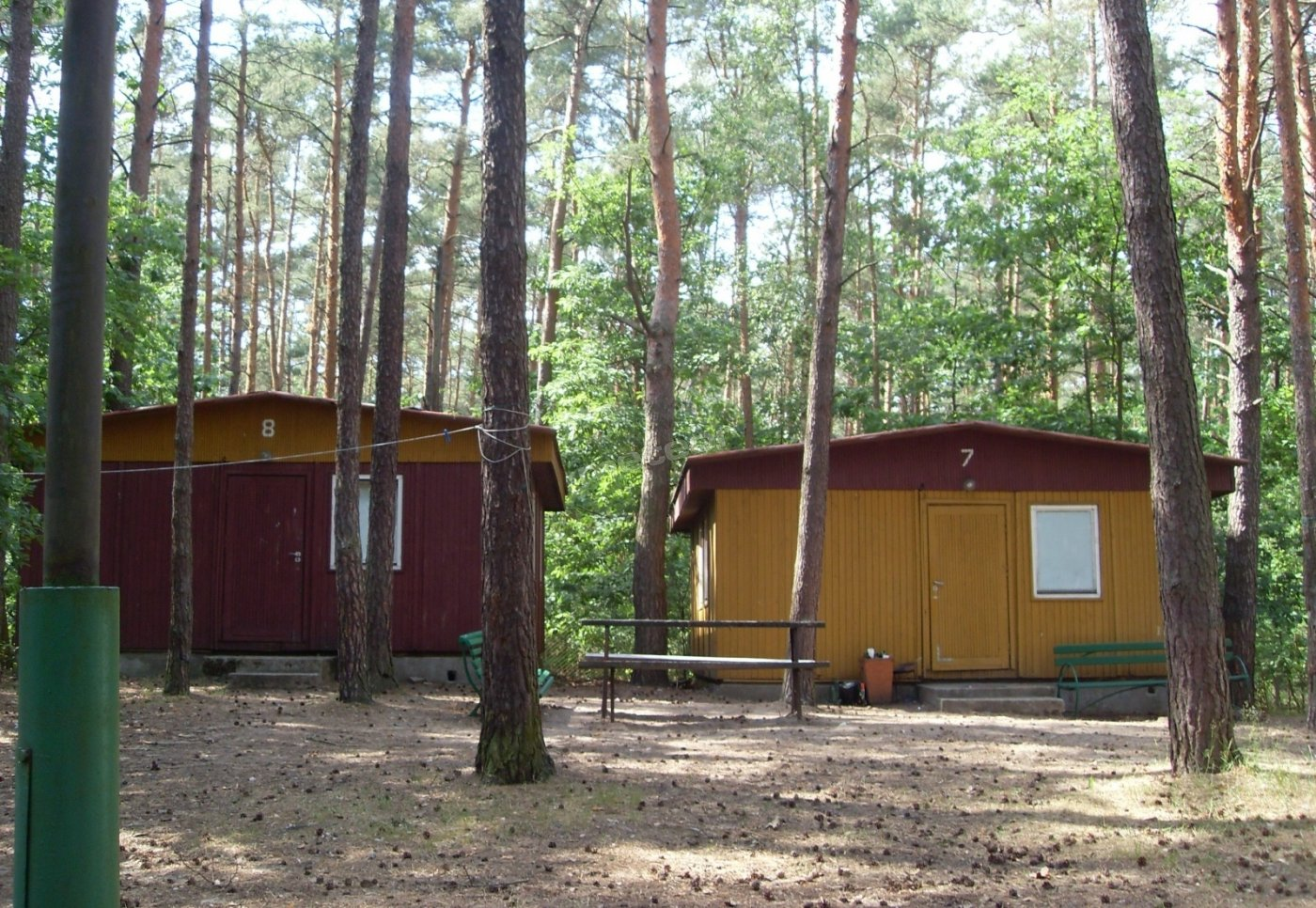 Ośrodek Wypoczynkowy Agat SOCZEWKA 32