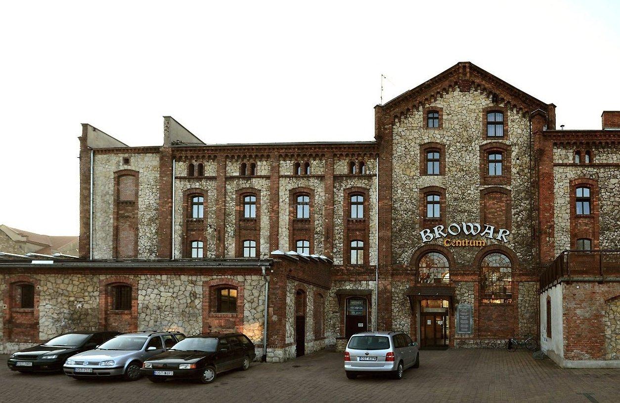 Pokoje Gościnne - Centrum Browar