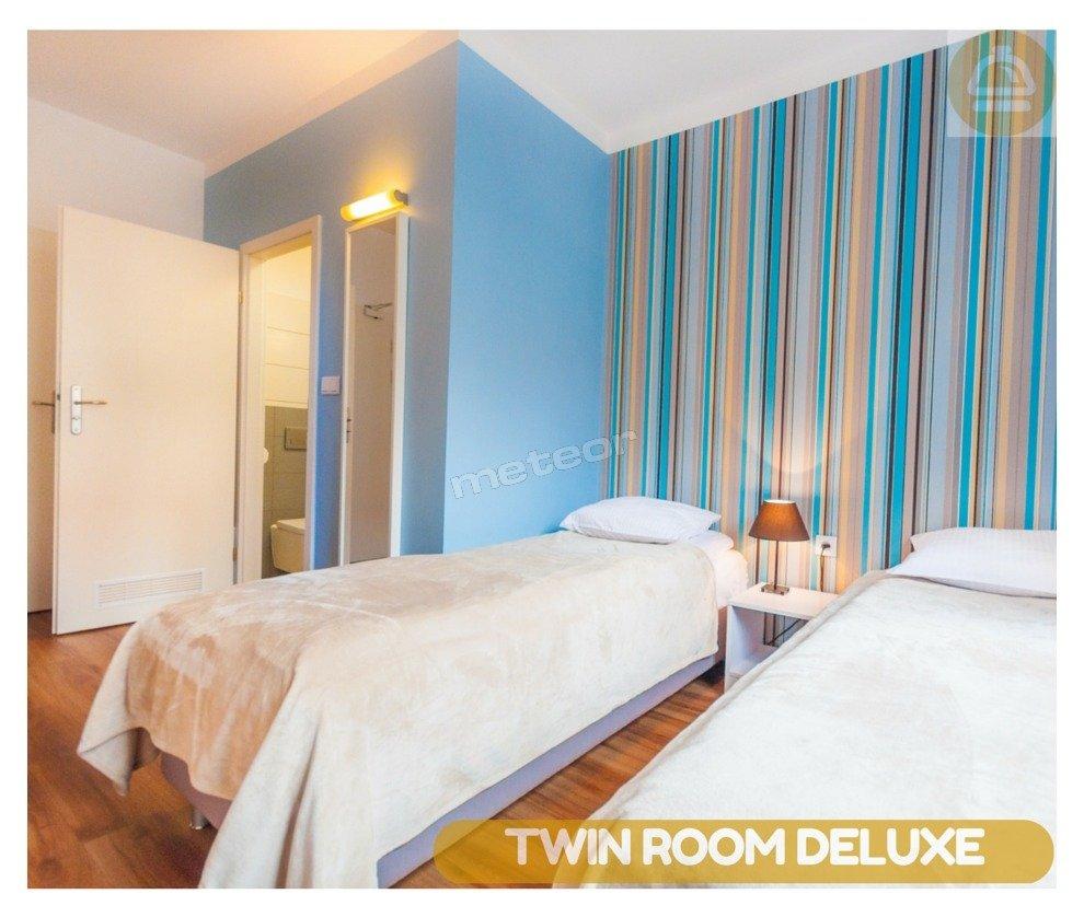 Pokój 2osobowy deluxe z łazienką
