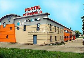 Hotel Majewski Alfa Club Restauracja