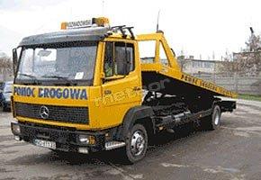 Pomoc Drogowa Rozwadowski