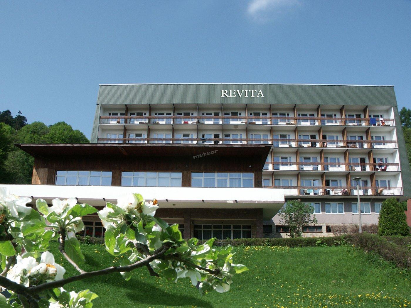 Sanatorium REVITA w Muszynie