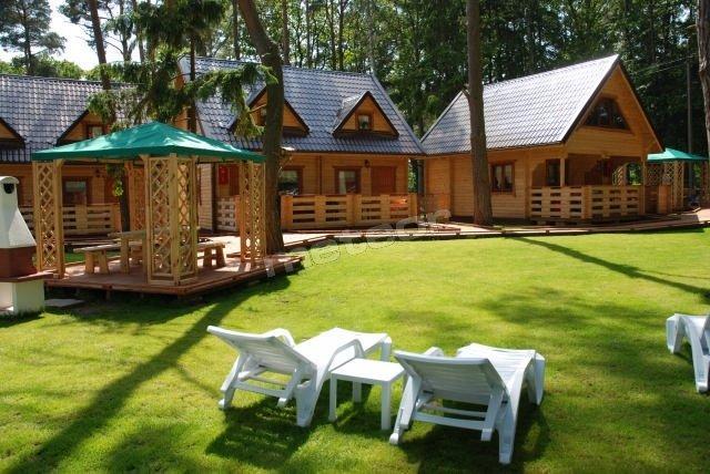 Domki z BALI - NawaraPARK