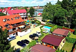 Aparthotel Relax - domki, apartamenty