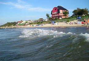 Bałtyk Dom na Plaży
