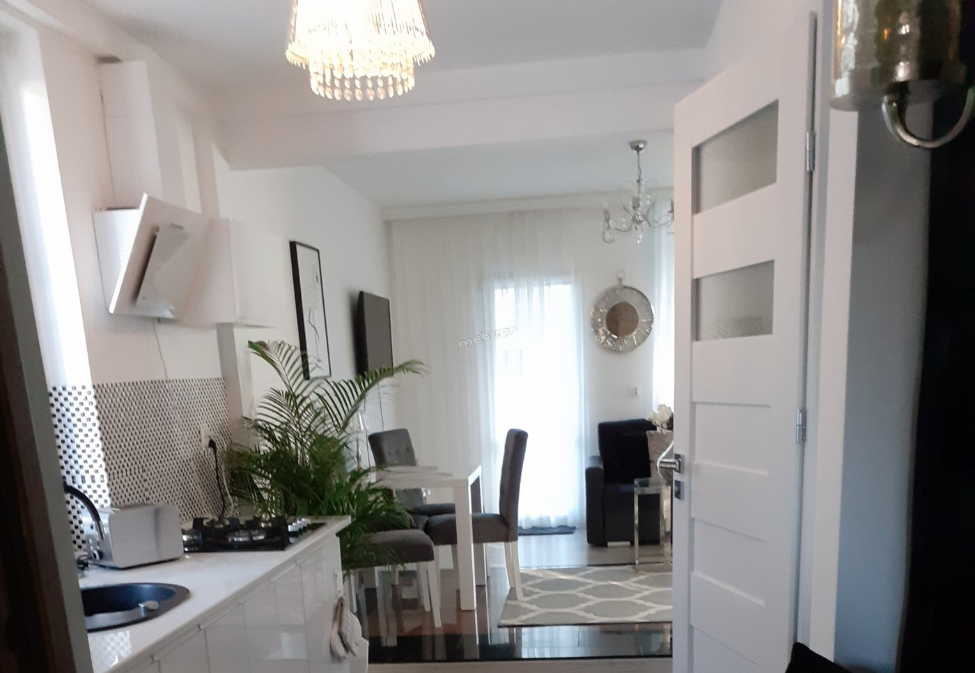 apartament w stylu Glamur