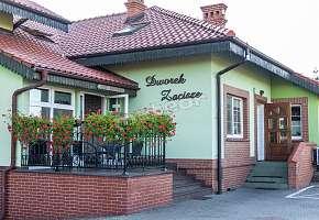 Dworek Zacisze - Hotel Restauracja