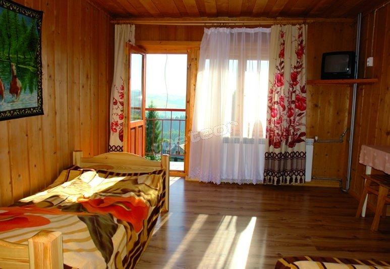 Studio dwupokojowe 5 osobowe z łazienką i balkonem