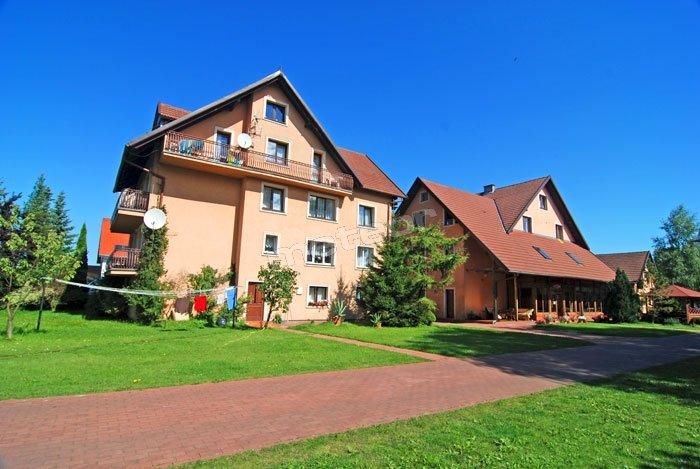 Dom Wczasowy Zofia - wolne miejca