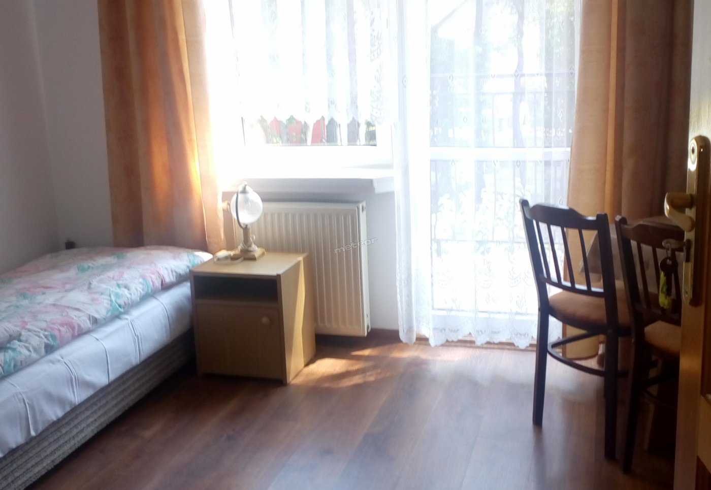 Pokój  2-os z balkonem