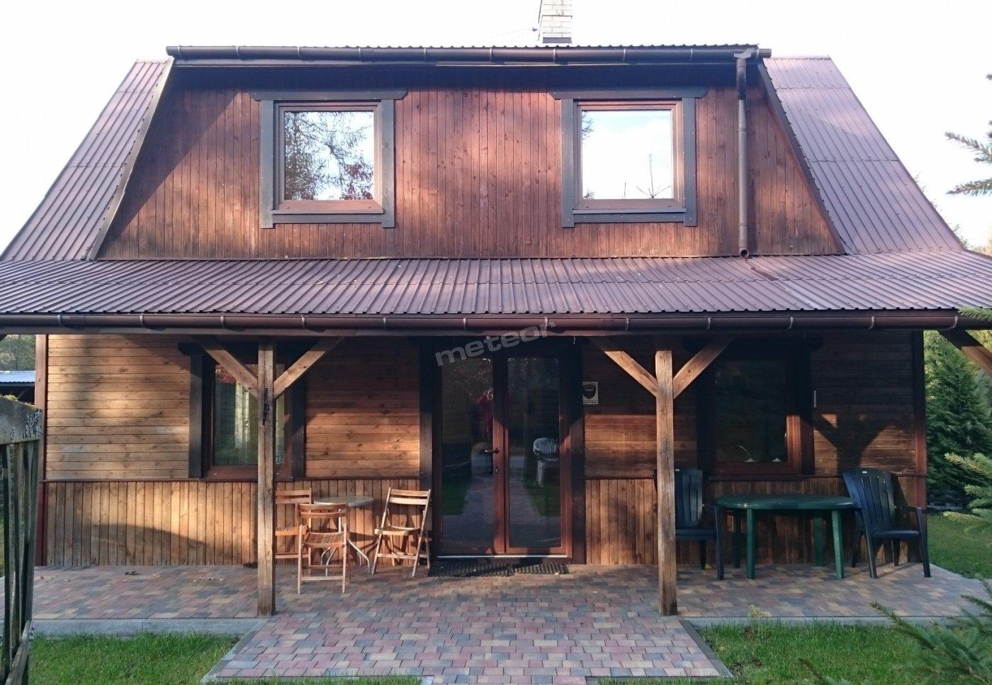 """Dom Całoroczny """"Tomaszówka I"""""""