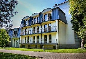Hotel Termy Pałacowe-Nałęczowianka