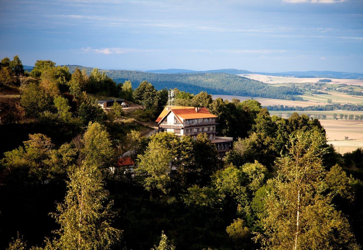 Hotel Srebrna Góra