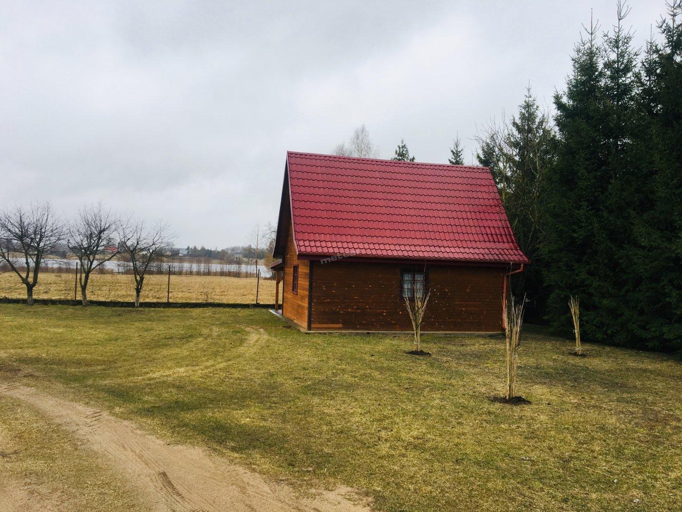 Letniskowy Domek Drewniany