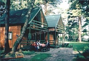 Ośrodek Kempingowy Las