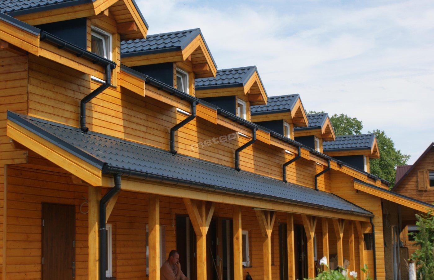 Domki Drewniane TREBOR
