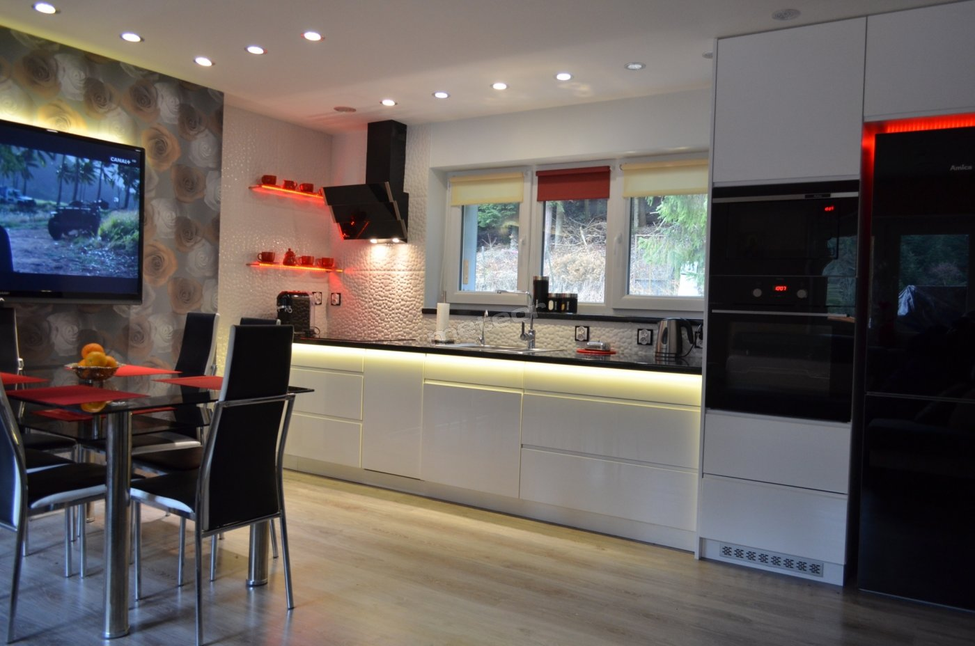 penthouse kuchnia