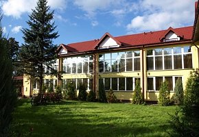 Centrum Gastronomiczno-Hotelarskie w Warce