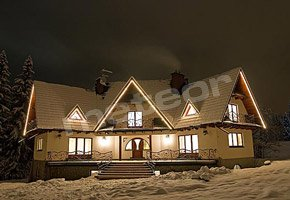 Villa Sykowny Dworek