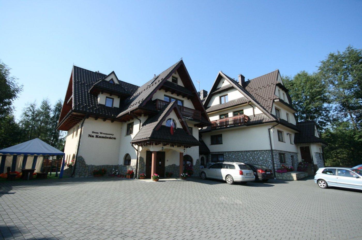 Noclegi Białka Tatrzańska - Na Kamieńcu