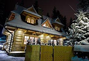 Domki Tatra House