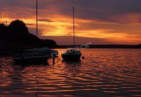 Wypoczynek nad Jeziorem Powidzkim