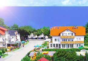 Dom Wczasowy Bursztynek