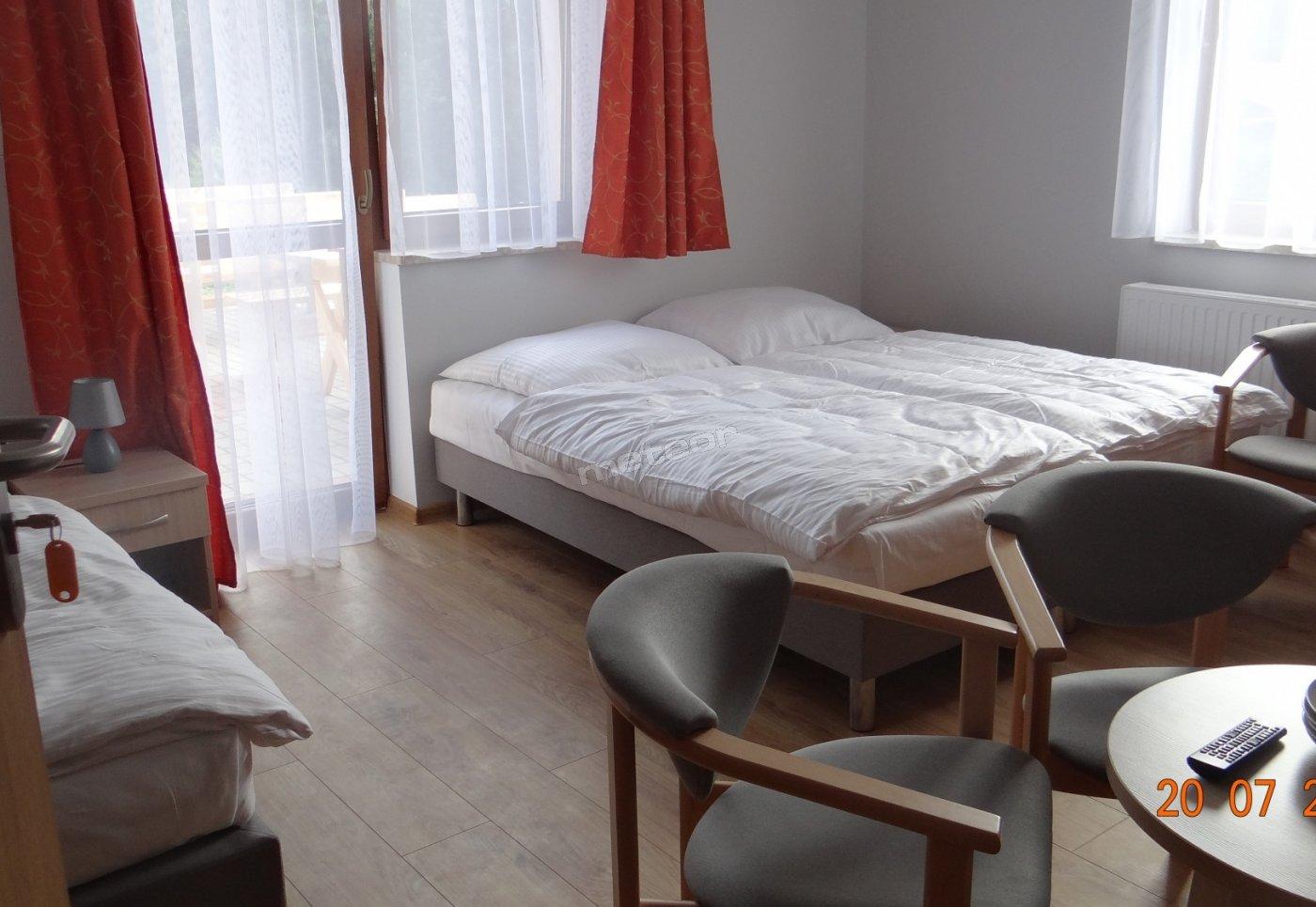 Pokój w obiekcie Willa Maczek.