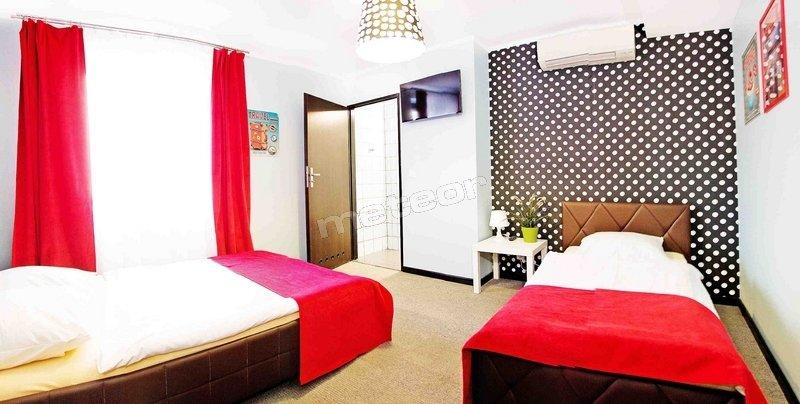 Pokój 3 osobowy z łazienką, Tv i klimatyzacją
