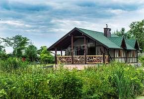 Agroturystyka Pawełki - Domki nad Stawami