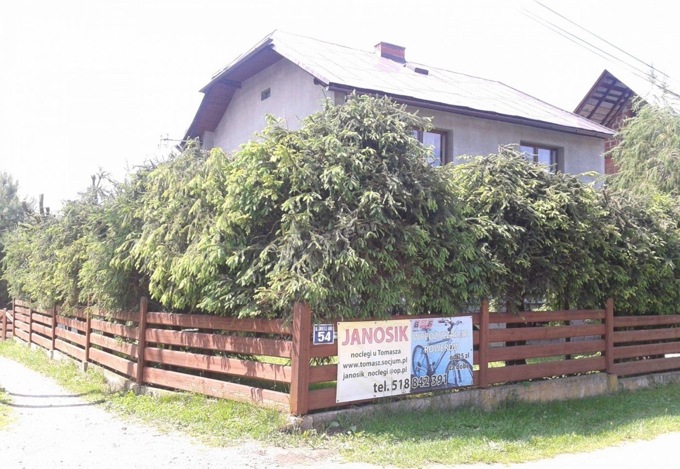 Dom Gościnny Janosik w Kacwinie