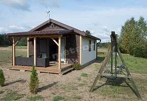 Domki Letniskowe Pod Jarzębiną w Borsku