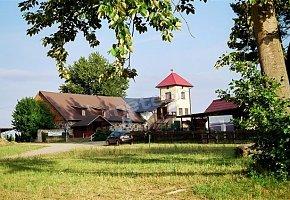 Agroturystyka nad jeziorem Sopień