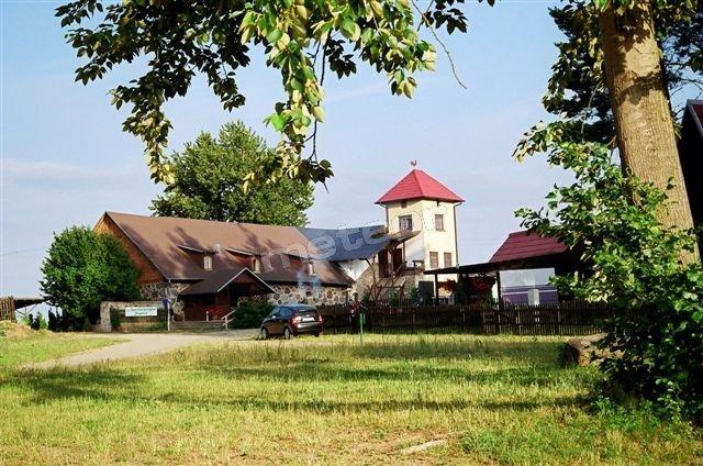 Agroturystyka nad jeziorem Sopień, 5 km od krajowej 15, Pomiędzy Brodnicą a Nowym Miastem Lub.