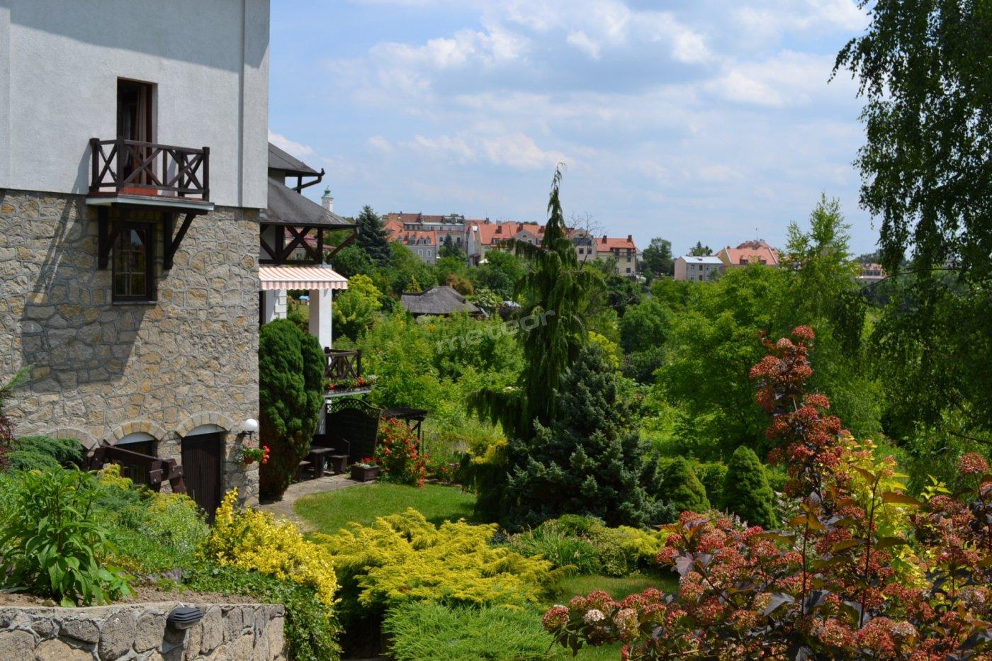 nasz dom z widokiem na Stare Miasto