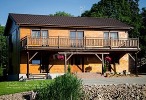 Holiday Cottage Nad Stawem