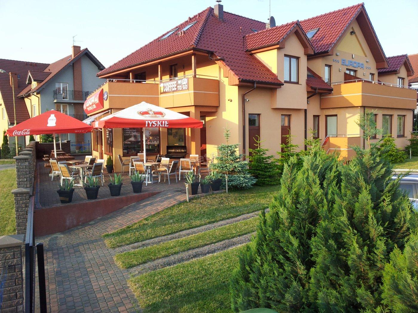 Holiday House Europa w Rewalu