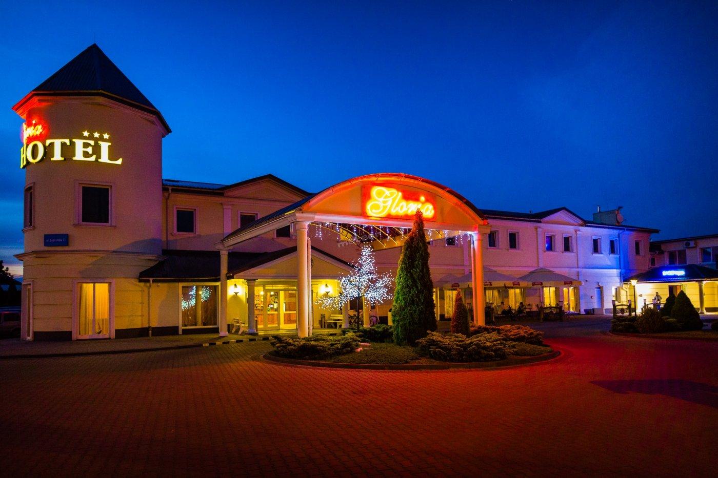 Hotel - Restauracja Gloria